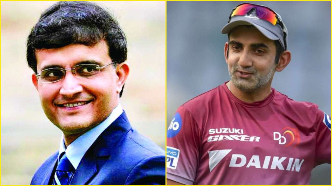 'Big leap taken by Indian cricket': Gautam Gambhir lauds Sourav Ganguly's appointment as BCCI president
