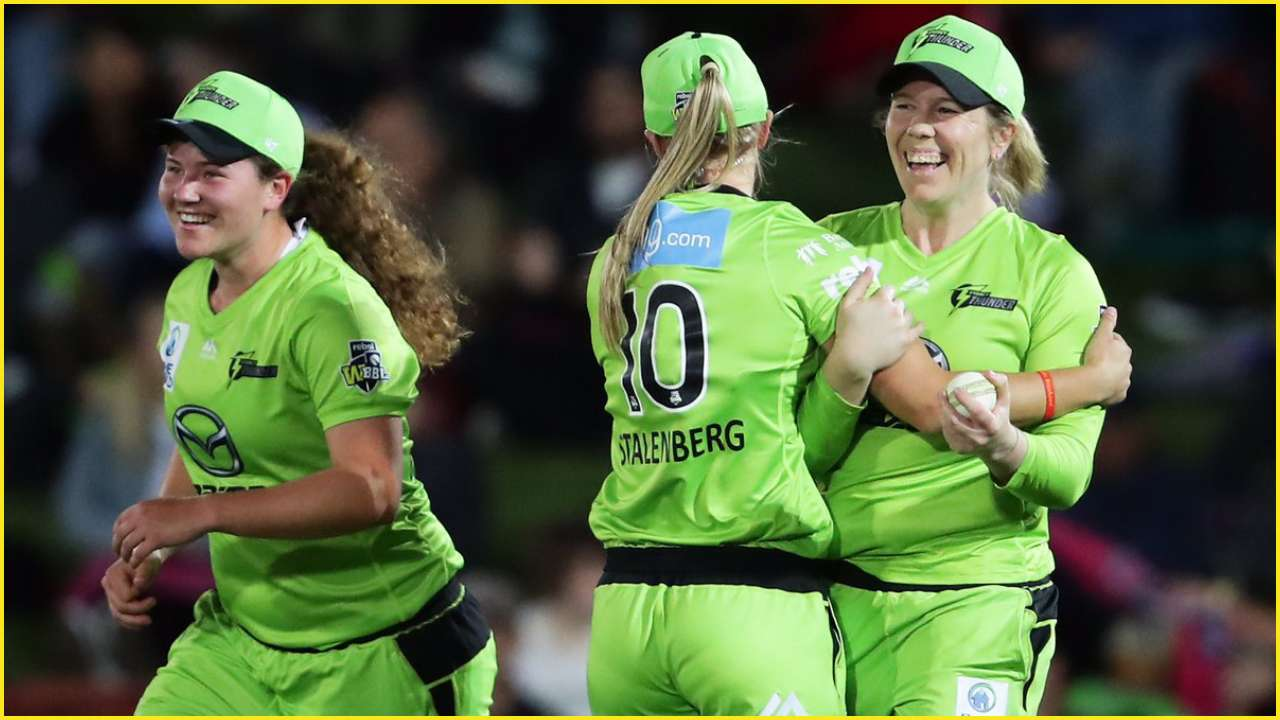 Sydney Thunder vs Brisbane Heat T20I Dream11 Prediction: Best picks for STW vs BGW today in Women's Big Bash League