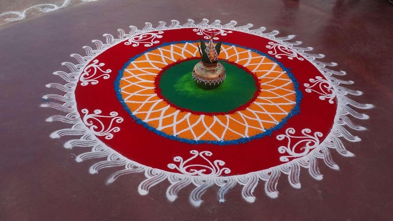Diwali 2019 These Quick Beautiful Rangoli Designs Will Make
