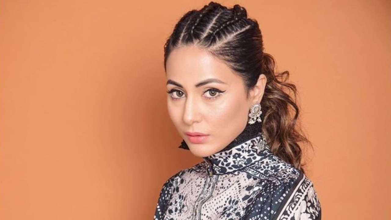 Entertainment happened by chance to me': Hina Khan