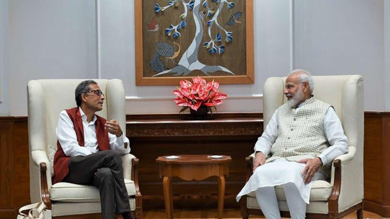 'India proud of his accomplishments': PM Modi meets Nobel laureate Abhijit Banerjee