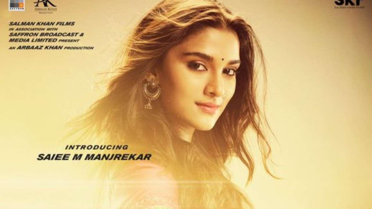 'Dabangg 3' First Look: Salman Khan introduces his 'Khushi' debutante Saiee M Manjrekar