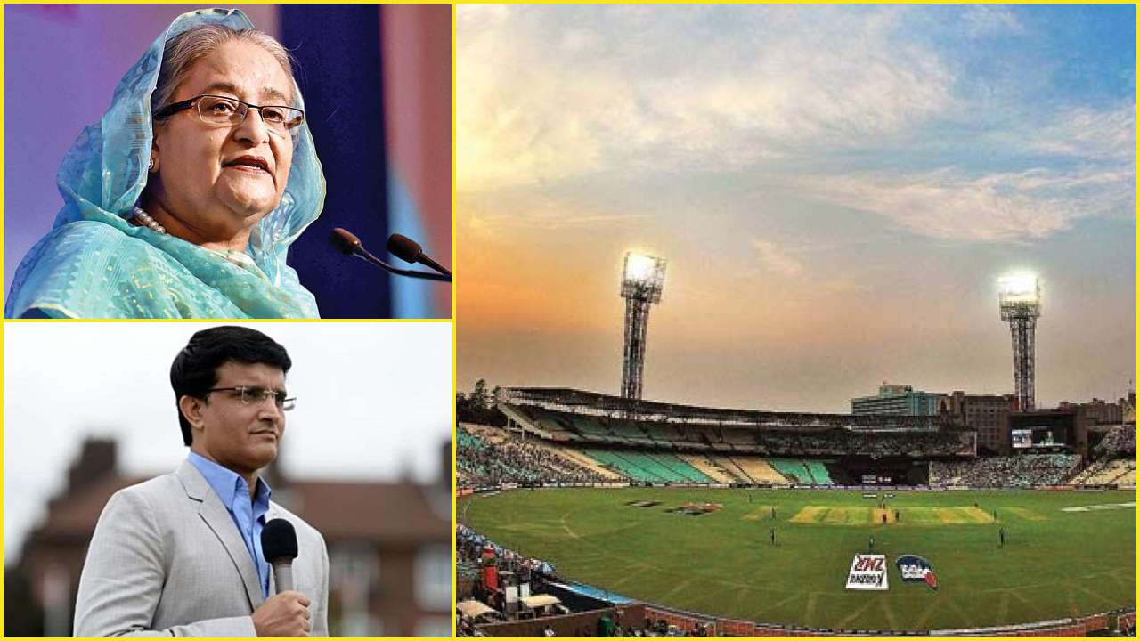 'She will ring the bell at Eden Garden': Ganguly optimistic about Bangladesh PM Sheikh Hasina attending Kolkata Test
