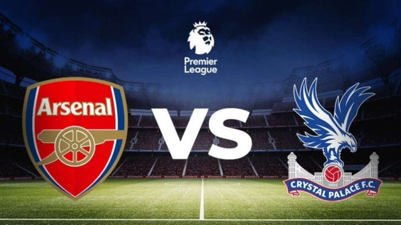 Arsenal vs Crystal Palace Premier League: Live streaming, teams, time in  India (IST) & where to watch on TV