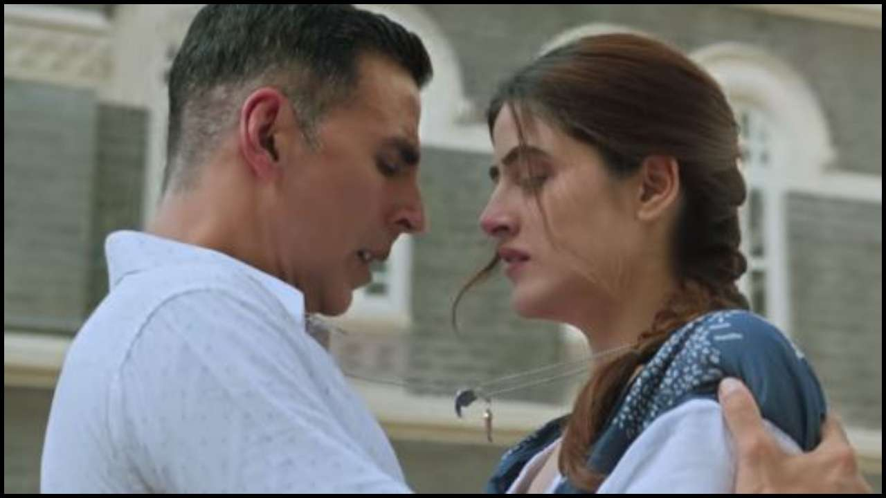 Akshay Kumar's 'Filhaal' music video with Nupur Sanon is