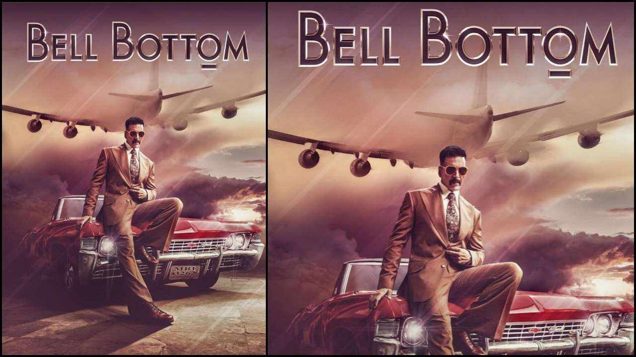 Millionaire is written all over Akshay Kumar's 'Bell Bottom' announcement poster