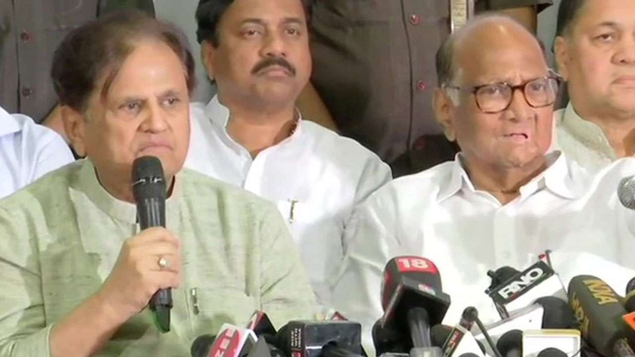 No decision on alliance with Shiv Sena on government formation in Maharashtra: NCP, Congress