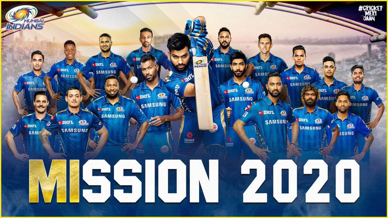 IPL 2020: Mumbai Indians releases full list of players traded, retained and  released