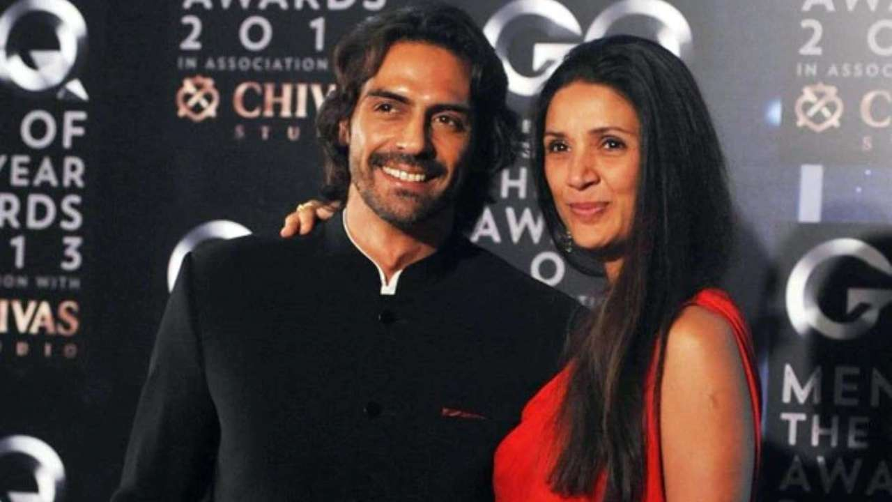 Arjun Rampal and Mehr Jesia officially divorced after 21 years of marriage