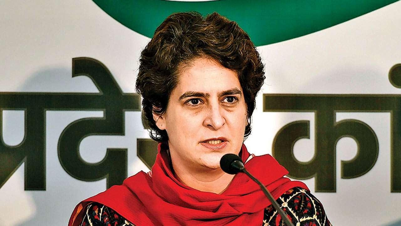 'Part of politics': Priyanka Gandhi Vadra attacks Modi govt on withdrawal of SPG cover