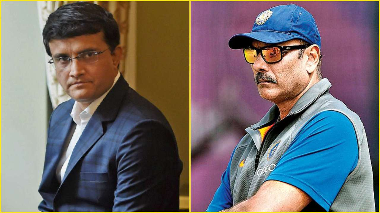 BCCI president Sourav Ganguly gives final verdict over his rumoured 'strained relationship' with Ravi Shastri