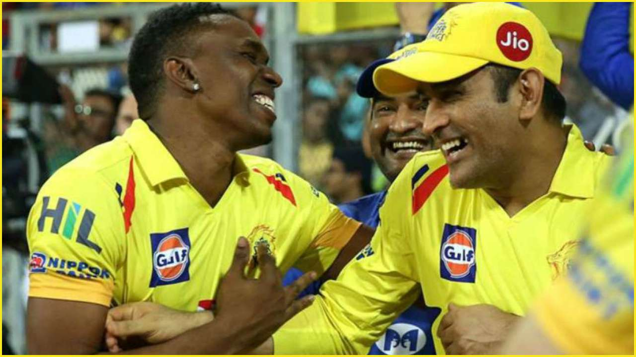 Dwayne Bravo predicts CSK teammate MS Dhoni's Team India future for T20 World Cup 2020