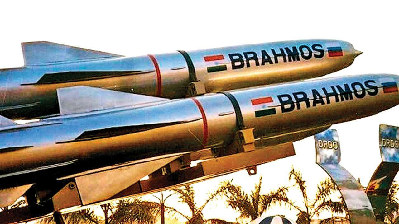 DRDO successfully test-fires land, air versions of BrahMos supersonic missile