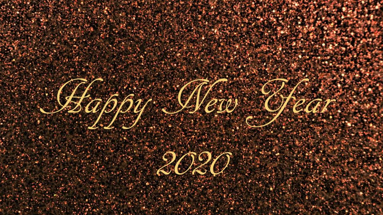Happy New Year 2020 New Year Wishes Quotes Whatsapp