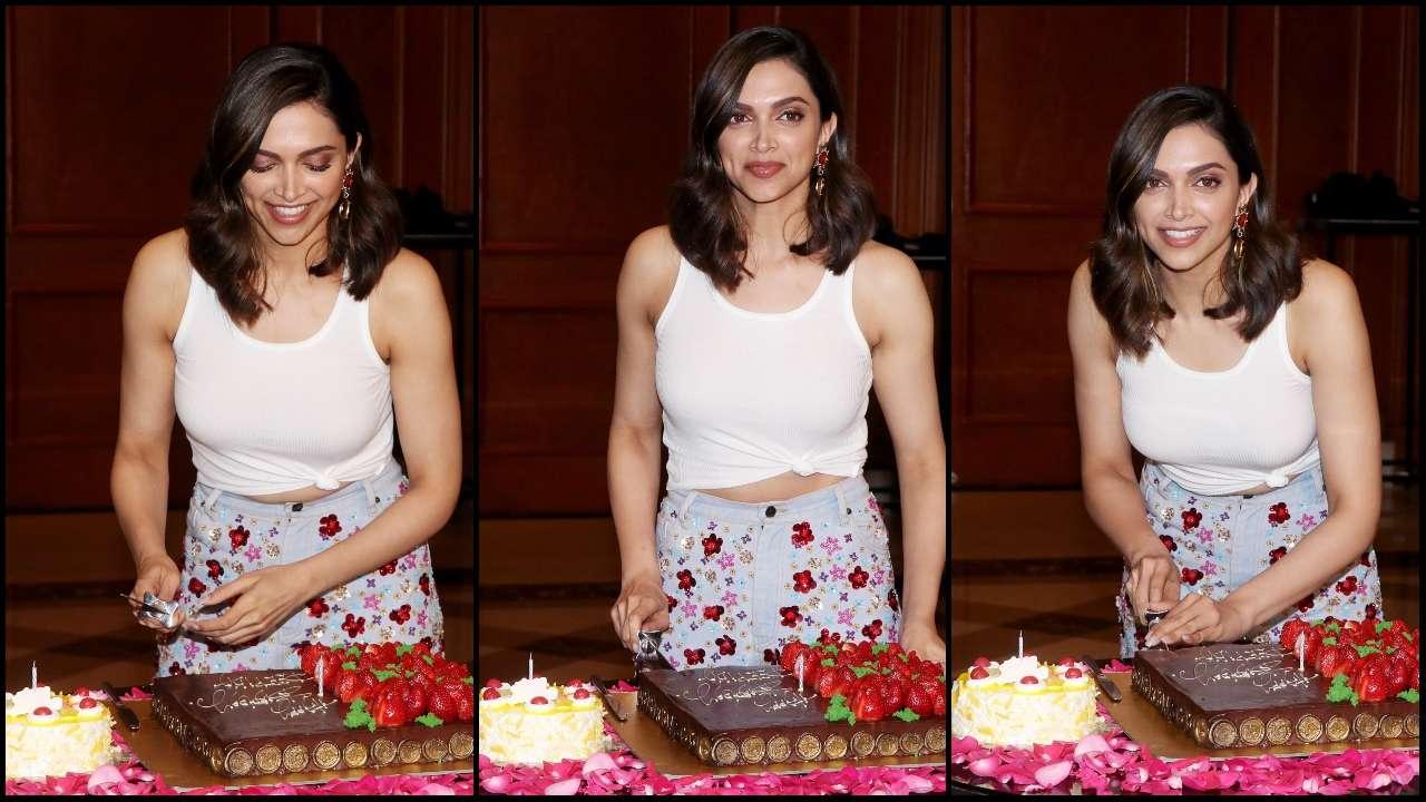 Miraculous Happy Birthday Deepika Padukone Chhapaak Actress Cuts First Personalised Birthday Cards Veneteletsinfo