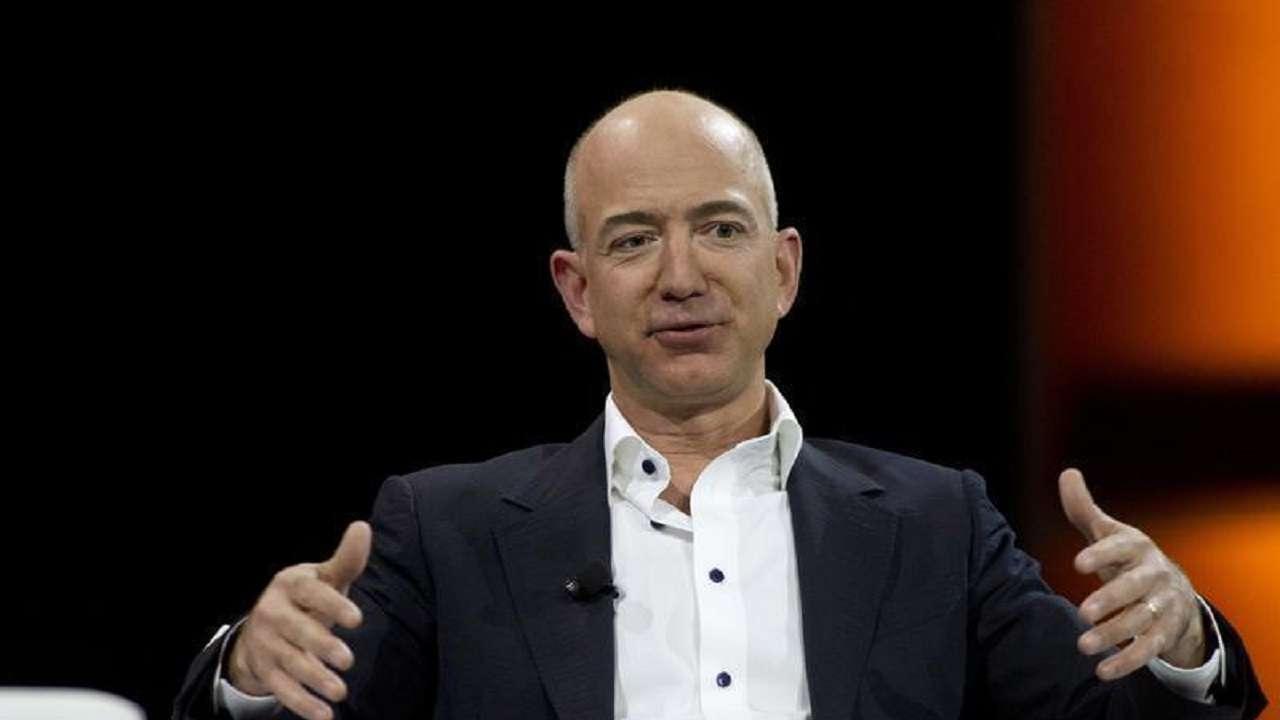Amazon to invest $1 billion in India to digitise SMBs, says Bezos