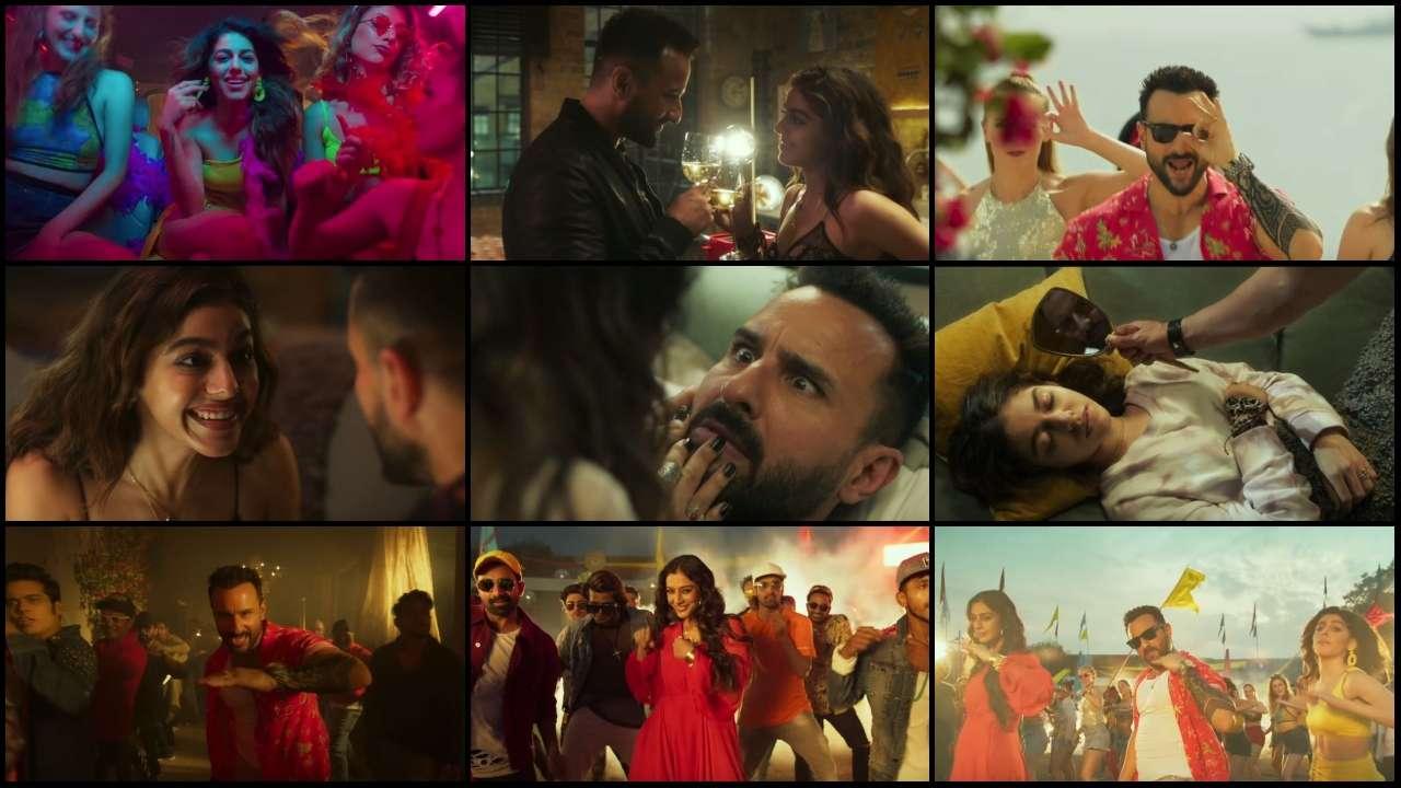 'Jawaani Jaaneman' first song 'Gallan Kardi': Saif Ali Khan, Alaya F should've refused 'Dil Luteya' remake in its origin