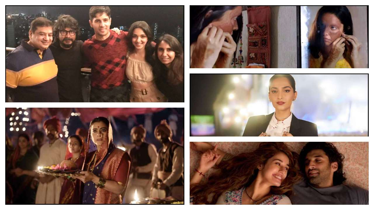 Latest Bollywood News: Kiara Advani attends Sidharth Malhotra's birthday bash, 'Tanhaji' crosses 100 crore mark & more