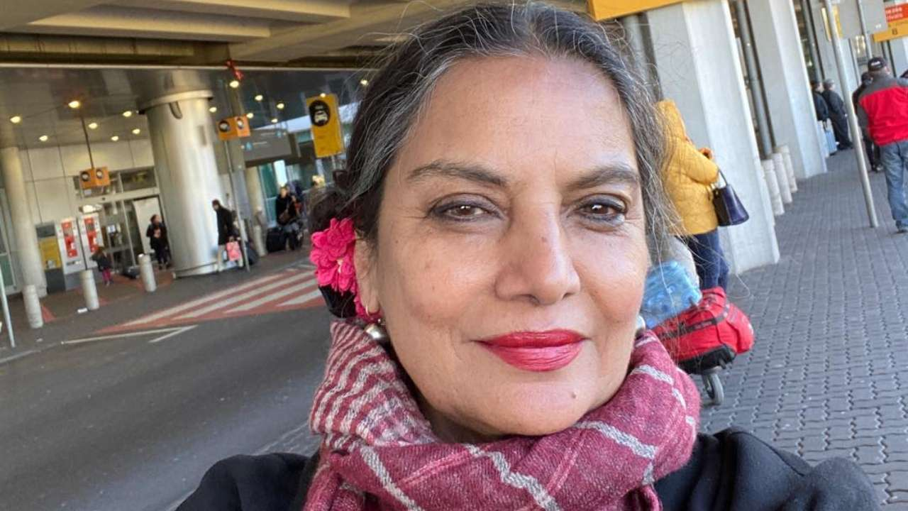'Is this civilised society?' Netizens thrash abusive trolls for comments on Shabana Azmi after accident