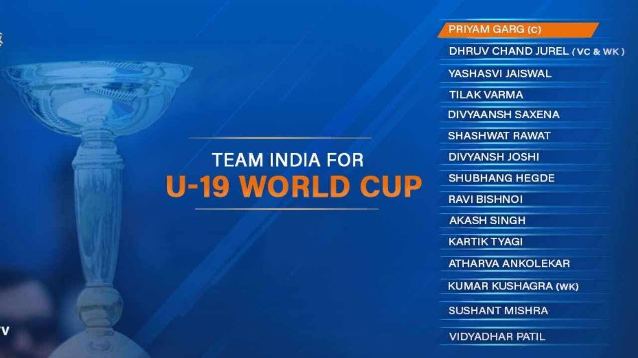 world cup cricket schedule 2020