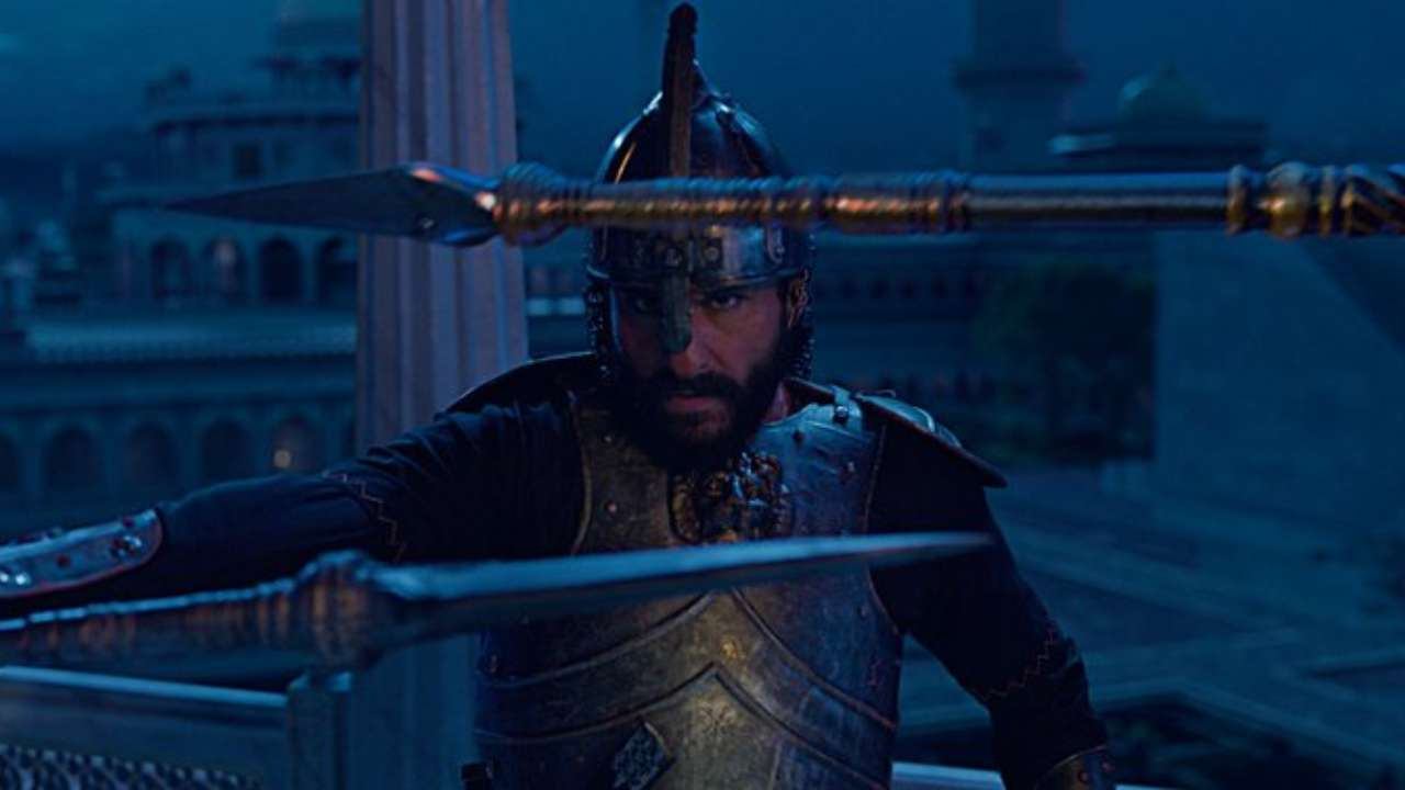 'Didn't take a stand, maybe next time I would': Saif Ali Khan on 'altered politics' in 'Tanhaji: The Unsung Warrior'