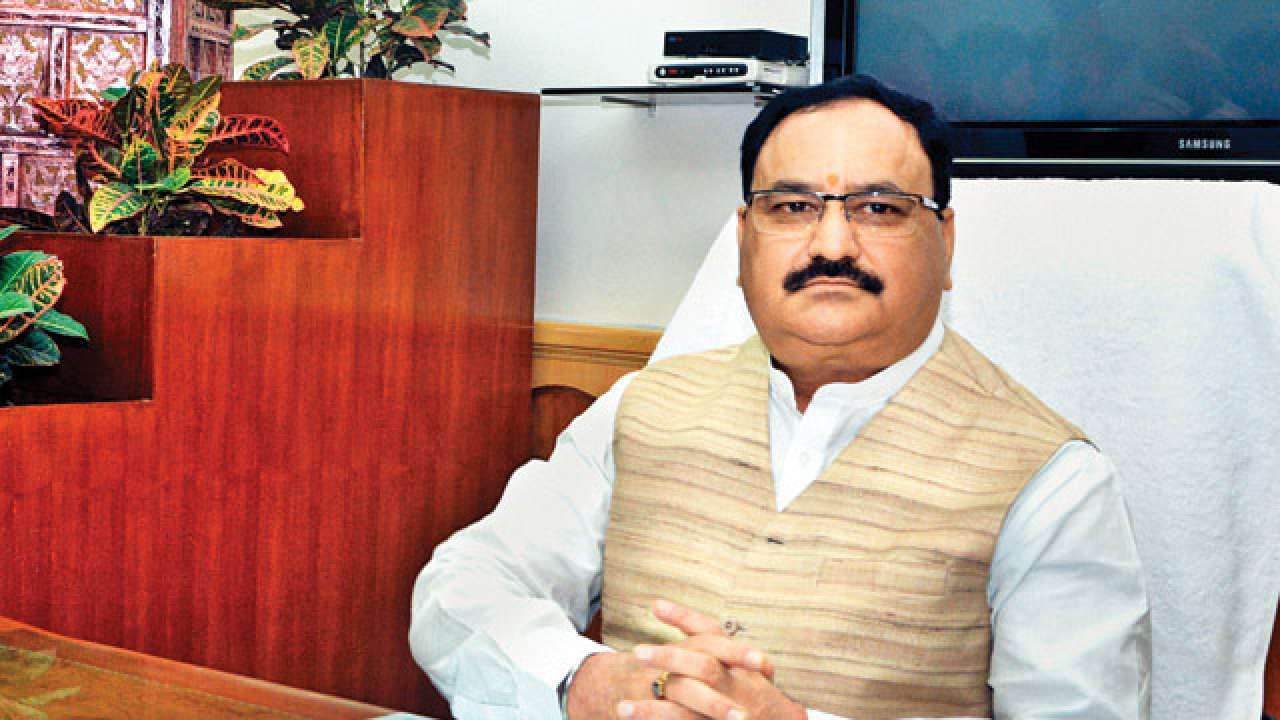 Election for next BJP president today, JP Nadda likely to be elected unopposed
