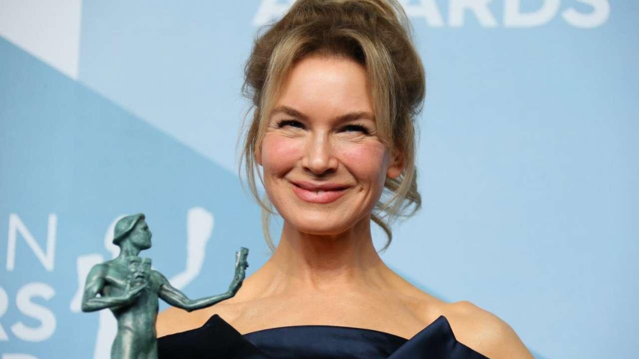 Performance exceptionnelle d'une actrice dans un rôle principal - Renée Zellweger