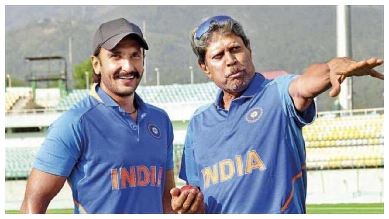 'He is full of life, plays cricket quite well': Kapil Dev on Ranveer Singh & his experience with '83' team