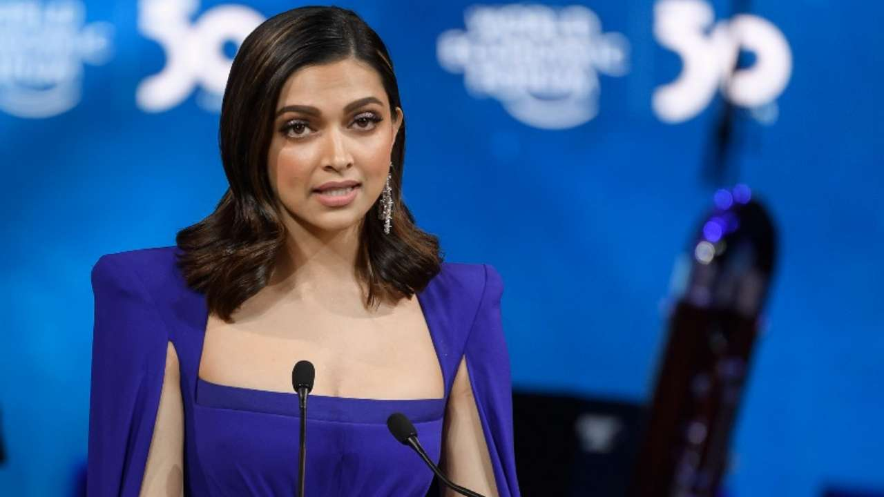 'Love-hate relationship with depression taught me a lot': 'Crystal Award'-winner Deepika Padukone at Davos 2020