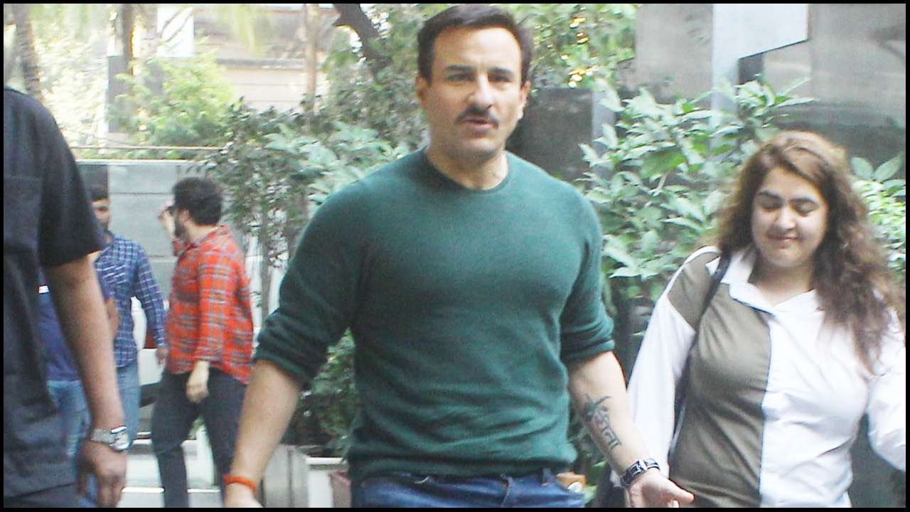 Saif Ali Khan's 'no concept of India before British' remark makes Twitter furious, Taimur controversy springs up again