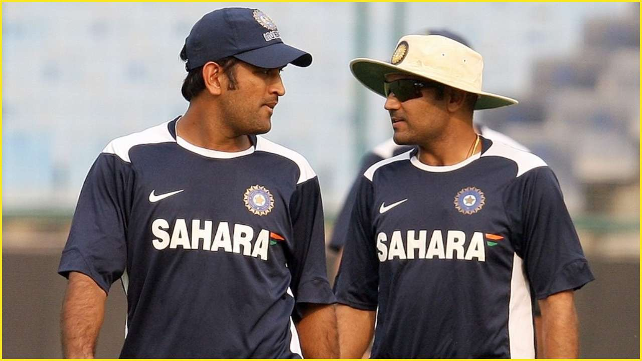 'It's a clear message': Virender Sehwag gives his take on MS Dhoni's exclusion from BCCI contract list