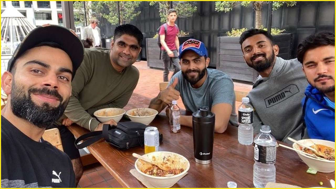 'Top team gym session': Virat Kohli enjoying 'good meal' in Auckland with teammates ahead of first T20I