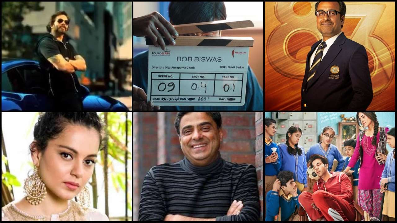 Latest Bollywood News: 'Bob Biswas' on floors, Will Smith's 'Bad Boys For Life'-Rohit's 'Sooryavanshi' crossover & more
