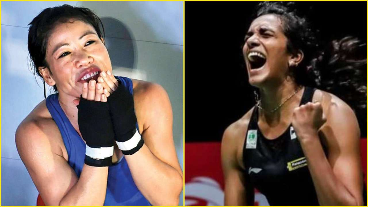 Government to award Padma Bhushan to PV Sindhu, Padma Vibhushan to Mary Kom