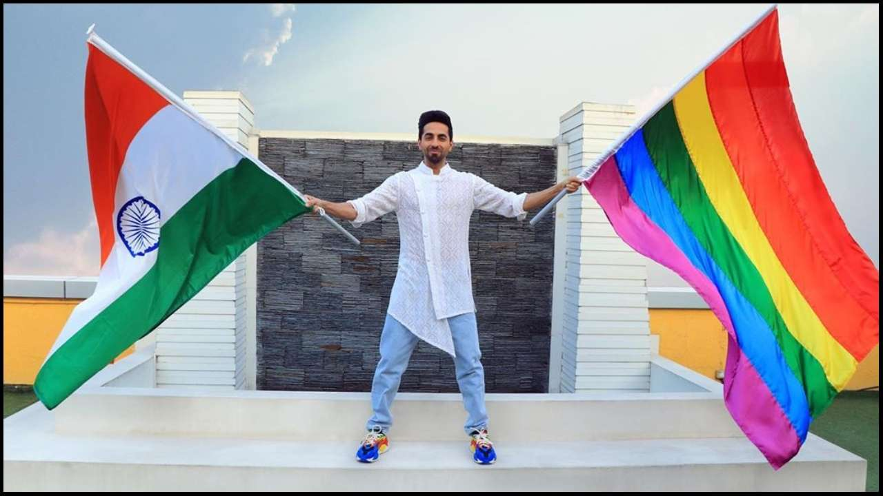In Republic Day message, Ayushmann Khurrana urges Indians to support LGBTQ