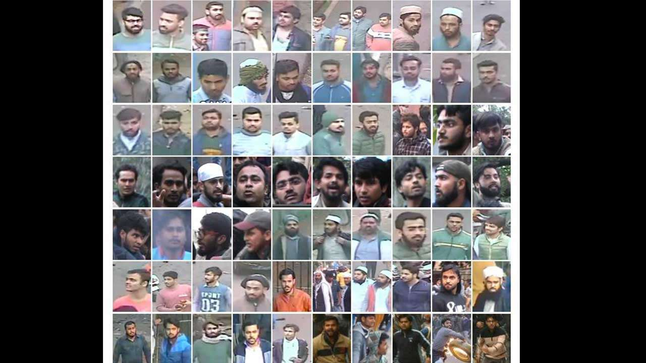 Delhi police releases photos of 70 suspects in Jamia violence, announces rewards to informers