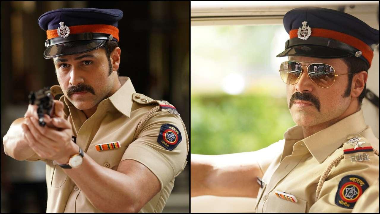 Mumbai Saga': Emraan Hashmi as encounter specialist pulls off deadly cop  look in new stills