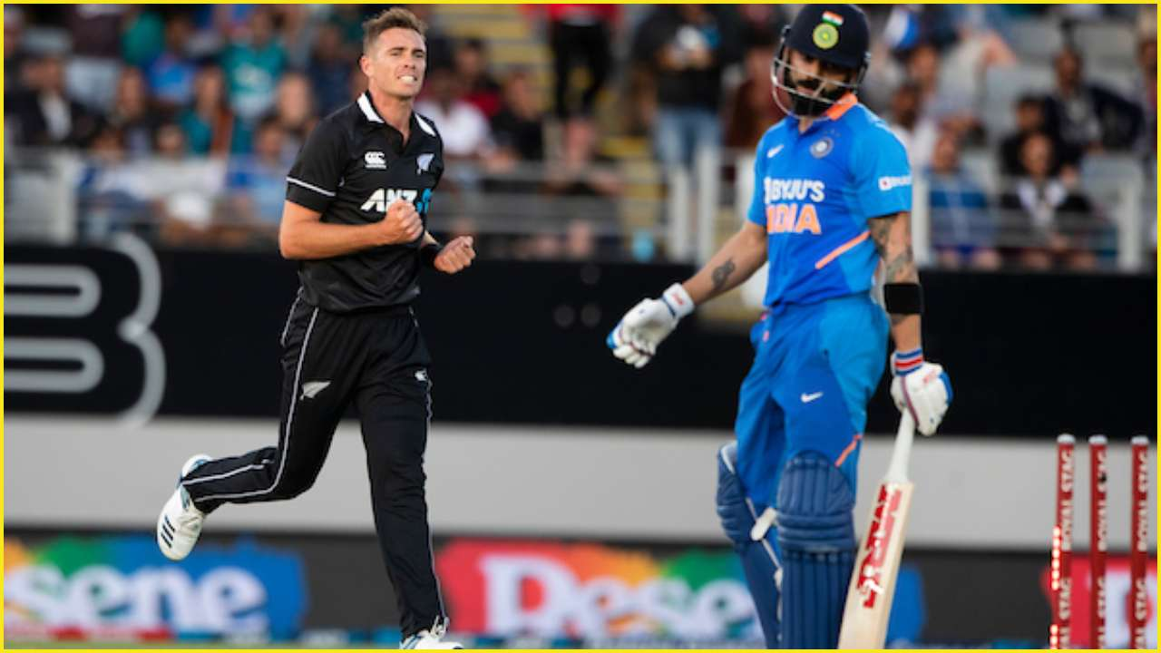 NZ vs IND: Tim Southee has now dismissed Virat Kohli for record number of  times in international cricket