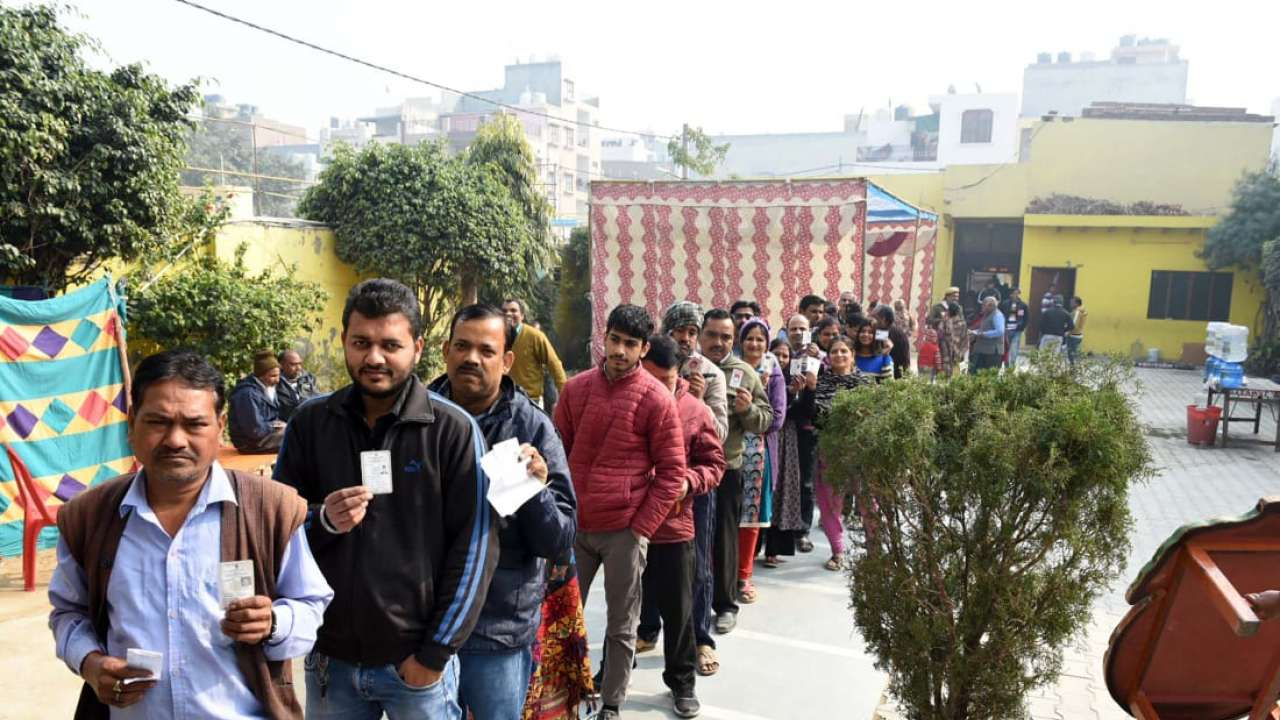 Delhi Election Results 2020 List Of Big Winners And Losers