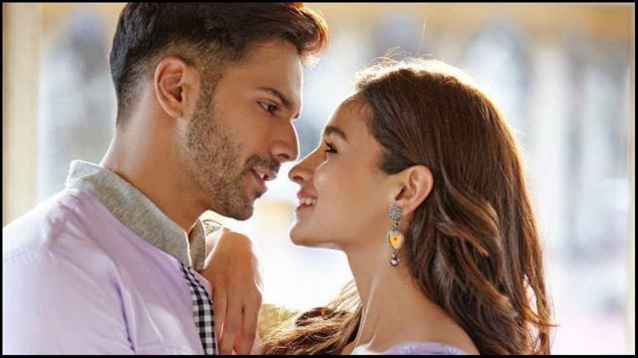 Varun Dhawan goes down on his knee for Alia Bhatt