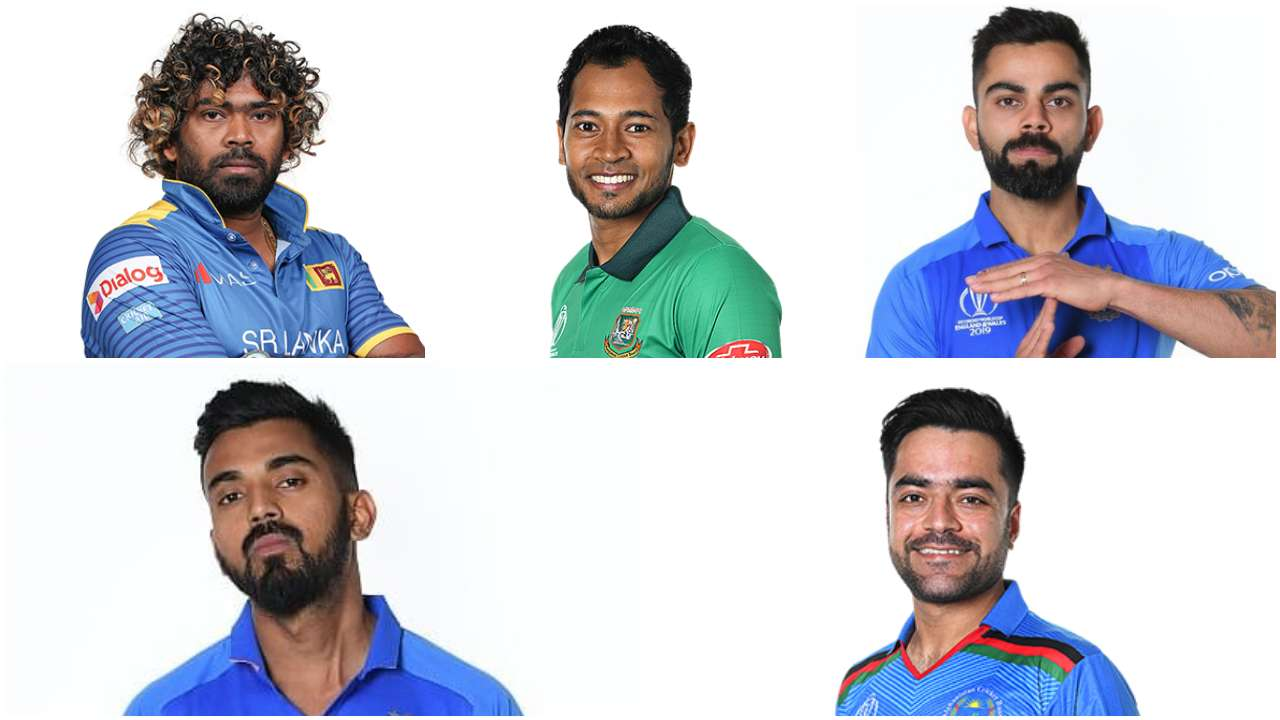 BCB announces Asia XI squad to face World XI in T20I series, no Pakistani players included