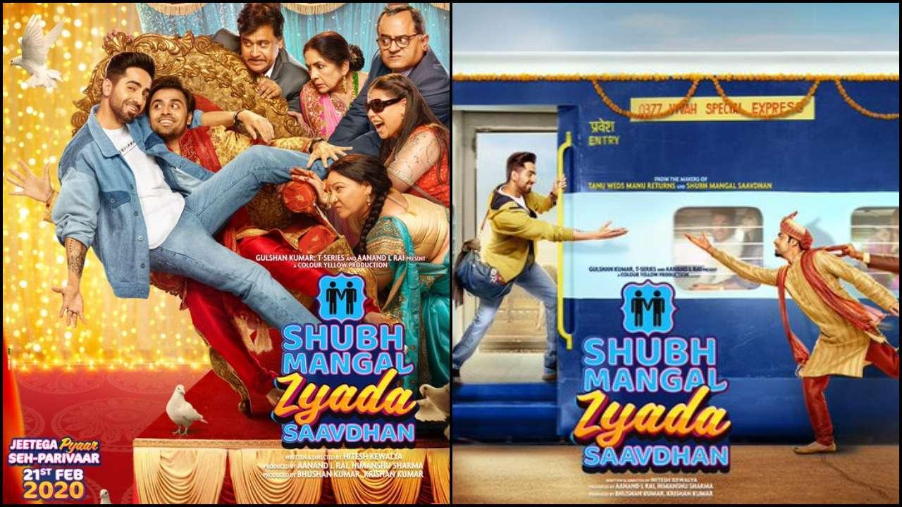 'Shubh Mangal Zyaada Saavdhan' box office collection: Ayushmann Khurrana starrer earns Rs 34 crore in four days