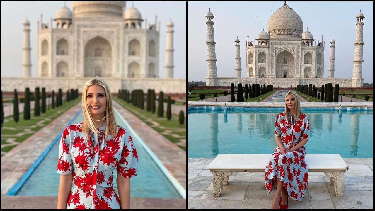 I Ll Never Forget Ivanka Trump Thanks Diljit Dosanjh For Taj Mahal Experience