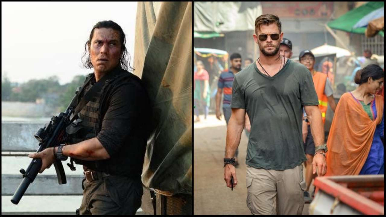 Did Randeep Hooda not know about his 'Extraction' co-star Chris Hemsworth  before signing film?