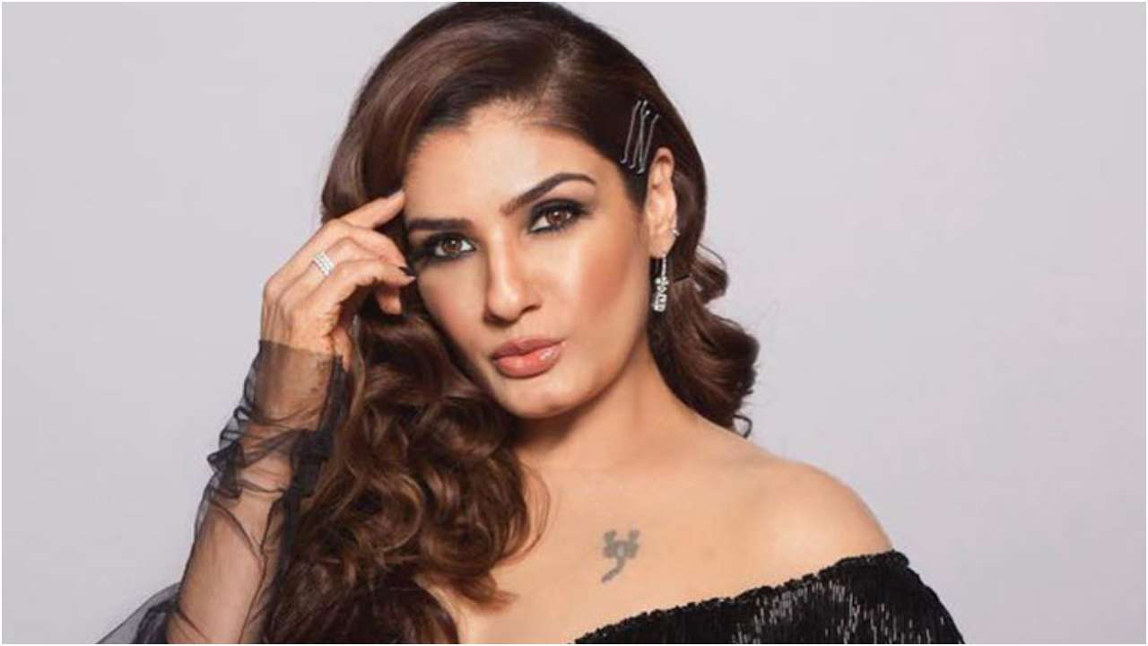 Raveena Tandon schools American channel to 'do some homework' as they call namaste a 'prayer-like gesture'