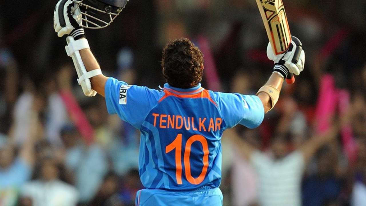 This day, that year: Sachin Tendulkar, in 259 innings became first to reach 10,000 ODI runs