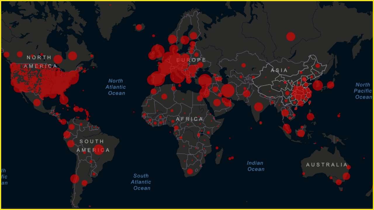 Global Coronavirus Death Toll Nears 75 000 Over 13 Lakh Confirmed Covid 19 Cases Worldwide