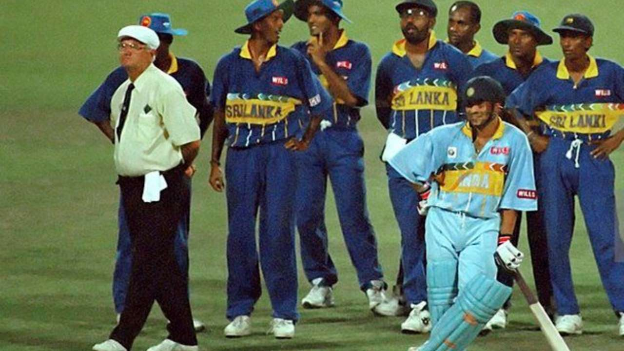 #OnThisDay: 25 years ago, Sachin Tendulkar scripted history by becoming youngest batsman to score 3000 runs in ODIs