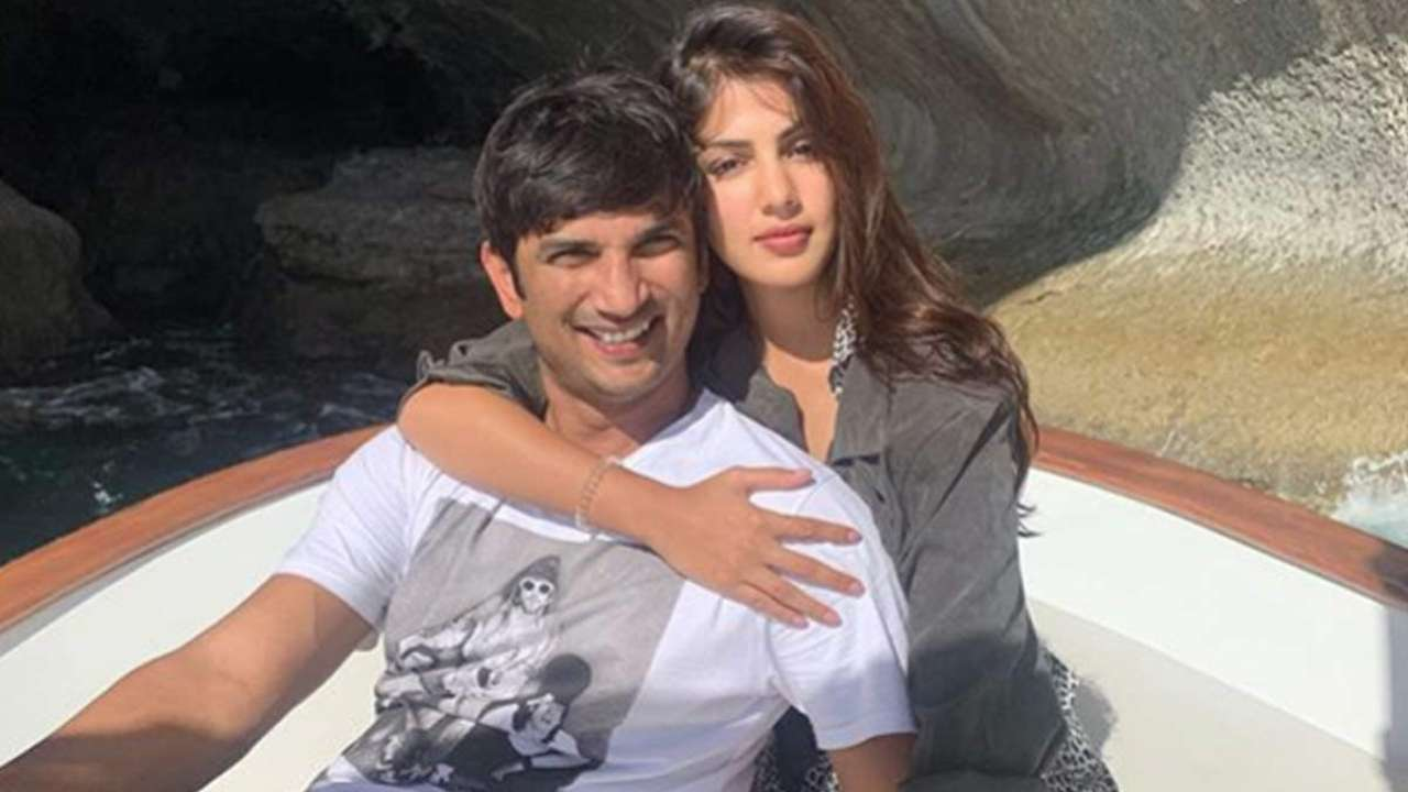 Rhea Chakraborty Denies Dating Sushant Singh Rajput But Finds Him