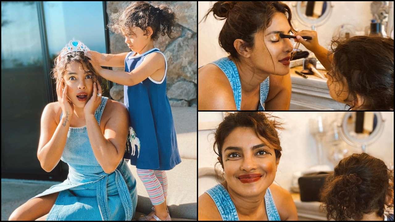 Priyanka Chopra has her in-house 'Pretty Pretty Princess Glam' themed Met  Gala, here's who styled her look